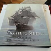 Fighting Ships 1750 1850 Sam Willis Coffee Table Book