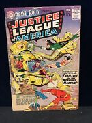 The Brave And The Bold 29 1960 2nd Appearance Justice League Of America Low Gr