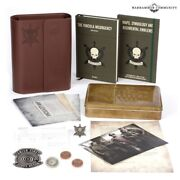 The Vincula Insurgency Ghost Dossier 1 Limited Edition Warhammer 40k Gauntandrsquos