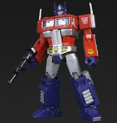 Transformers Masterpiece Figure Mp-10 Optimus Prime With Trailer Relaunch