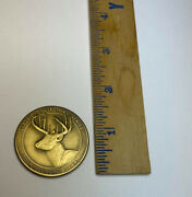 National Rifle Association Nra Whitetail Deer Classic Collectors Series Coin