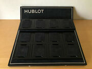 Stand Display - Hublot - For 12x Watches - 16 1/8in X 15 11/16in X 4 11/16in