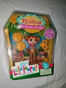 New Mini Lalaloopsy Silly Fun House Ace Fender Bender New In Package Boy Doll