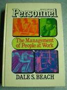Personnel The Management Of People At Work - Hardcover - Acceptable