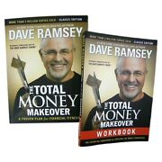 Dave Ramsey The Total Money Makeover -and- Workbook - 1 Financial Best Seller