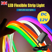 5m 10m Waterproof Led Strip Neon Lights 2835 600smd Flexible 12v Silicone Tube
