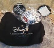 Disney Alex Maher Limited Release Mickey Mouse Ear Hat New Ears