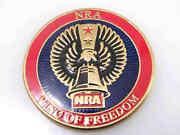 Nra Ring Of Freedom 141st Nra Annual Meetings Exhibits St Louis Challenge Coin