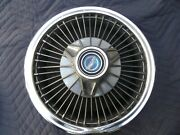 Ford Mustang, Fairlane, Falcon 14 Wire Type Wheel Cover