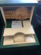 Genuine Rolex Sa Oyster S Box And Outer Box Case Stile Vave 39137.08