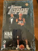 2005-06 Topps Own The Game Rare 1st Edition Nba Basketball Hobby Box Jay-z Card