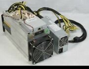 Bitmain Antminer L3+ 504 Mh/s With Psu. Scrypt Dogecoin Doge Litecoin Ltc Miner