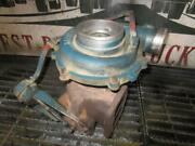 Used International Dt466e Non-egr Diesel Engine Turbo Charger P 1830493c91