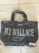 Nwt Mz Wallace Large Sutton Magnet Quilted Tote Handbag Sold Out Discontinued