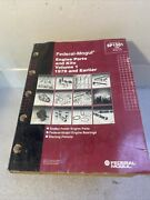 1979 And Earlier Federal-mogul Engine Parts And Kits Volume 1 Catalog No. Sp1501
