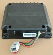 Oem Honda Accord Bose Amp / Amplifier 3 Channel - 4 Door - Untested As-is