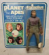 1967 Planet Of The Apes By Mego Cornelius 8 Figure - New In Sealed Package