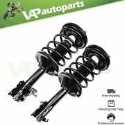 Front L+r Struts Coil Springs For 2002 2003 Nissan Maxima And 02-04 Infiniti I35