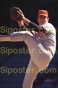 1972 Gaylord Perry Cleveland Indians Poster Si Sports Illustrated Like Photo