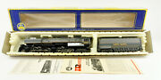 Ahm/rivarossi Ho Scale Union Pacific 4-6-6-4 Challenger Steam Engine And Tender