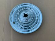 1959 Cadillac Wheel Covers Hubcaps - 2 Total
