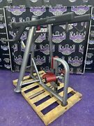Life Fitness Signature Series Iso Lateral High Row - Buyer Pays Shipping