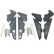 Motorcycle Frame Infill Side Panel Guard Set For Bmw R1200gs R1250gs Adv