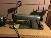 Vintage Singer Sewing Machine Table.andnbsp From The Apex Handbag Factory 1970and039s