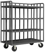 Opt-4224-95 - Open Portable Truck - 42x24 - No.95 Gray - Pack Of 1