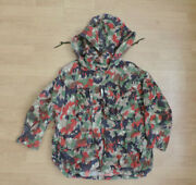 Menand039s Army Cammouflage Cammo Jacket Hunting Paintball Fishing Pockets O3-a6