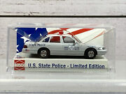 New Busch 49087 Ford Crown Victoria Rhode Island State Police Ho Scale -187