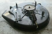 Oem Wheel Horse Complete 32 Mower Deck Assembly 95-7498 Fits Rear Engine Rider