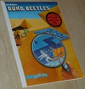 Dung Beetles By Datasoft Apple Ii Boxed New/sealed Collectible English