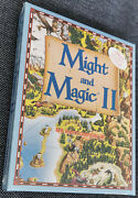 Might And Magic Ii Apple Ii Big Boxed Brand New/sealed Collectible English