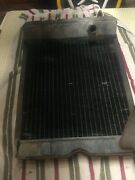 Vintage Early1960s Ford 601 Workmaster Series Tractor Radiator-appears Original