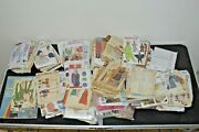 Mixed Lot Of 70+ Mccalls Butterrck And Others Cut And Uncut Sold As Is