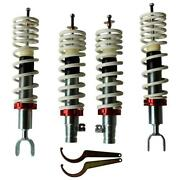 Truhart Basic Coilovers For 90-93 Acura Integra 88-91 Honda Civic Excl Awd
