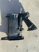 Mercury Xr6 150hp Outboard 25 Midsection With Clam Transom Mount