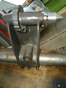 12andrdquo Sears Craftsman Wood Lathe Tailstock Assembly 809465 Off Model 113