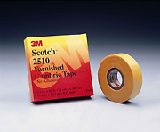 2510-3/4x36yd - Varnished Cambric Tape 3/4in X 36 Yd - Pack Of 48