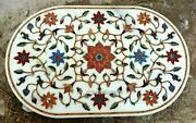36 X 48 Inches Luxurious Look Marble Coffee Table Top Hand Made Center Table Top