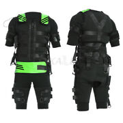 Electro Fitness Training Suit Muscle Stimulation Ems Fitness Clothes Wireless