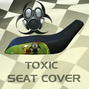 Yamaha Yfm 660 Grizzly 02-03 Toxic Seat Cover Mgh1757sc1736