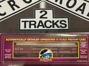 O Scale Mth 20-98292 Western Maryland 1472 Dump Car With Operating Bay