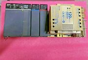 Direct Logic D4-450dc-1 With Modules And Idec Ps5r-f24 Power Supply
