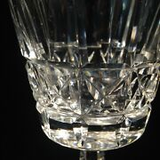 Waterford Water Goblets Made In Ireland Set Of 12
