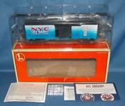 Lionel Train 6352 New York Central Operating Ice Dock Car 6-16767 Boxed