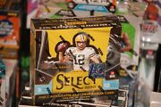 2020 Panini Select Nfl 1st Off The Line Fotl Hobby Box - July 4th Blowout