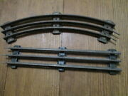Two Pcs Lionel O Gauge Toy Train Track Higher Than The Regular O Guage See Pics
