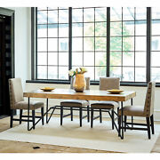 Picket House Furnishings Tyler 5pc Standard Height Dining Set Mdcz1005pc